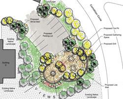 Dillon Bay Condos Landscape Plan