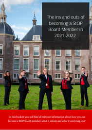 Becoming a StOP Board Member