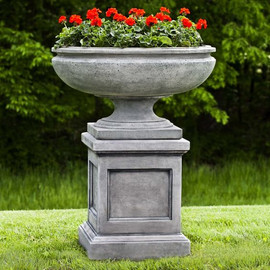 Marble Plant Pot