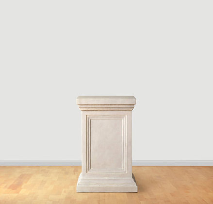 LV Natural Stone Pedestal