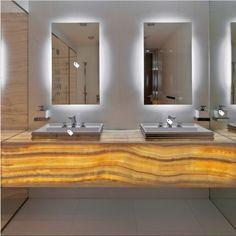 Onyx Bathroom Natural Stone