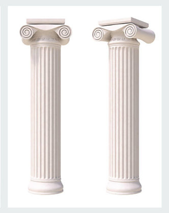 TR Natural Stone Pedestal