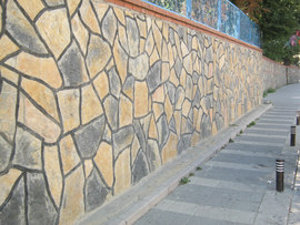Outdoor Wall Natural Stonetone-slate-decor-stonev