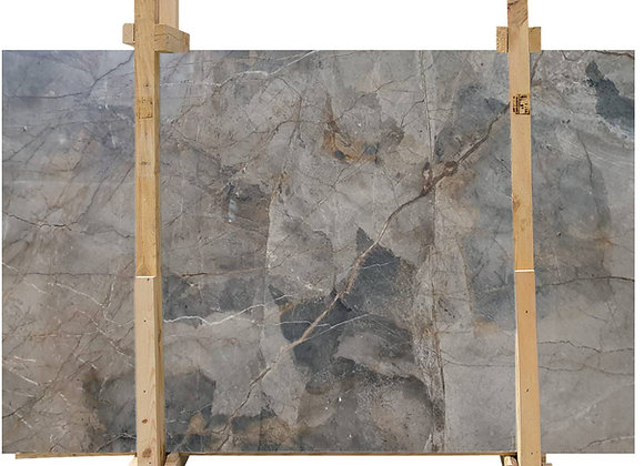 Silver Fantastic Marble