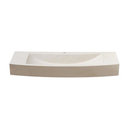 New York Marble Bathroom Sink