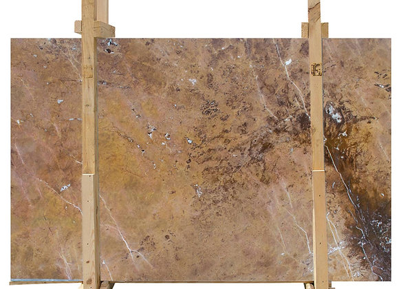 Golden Tobacco Marble