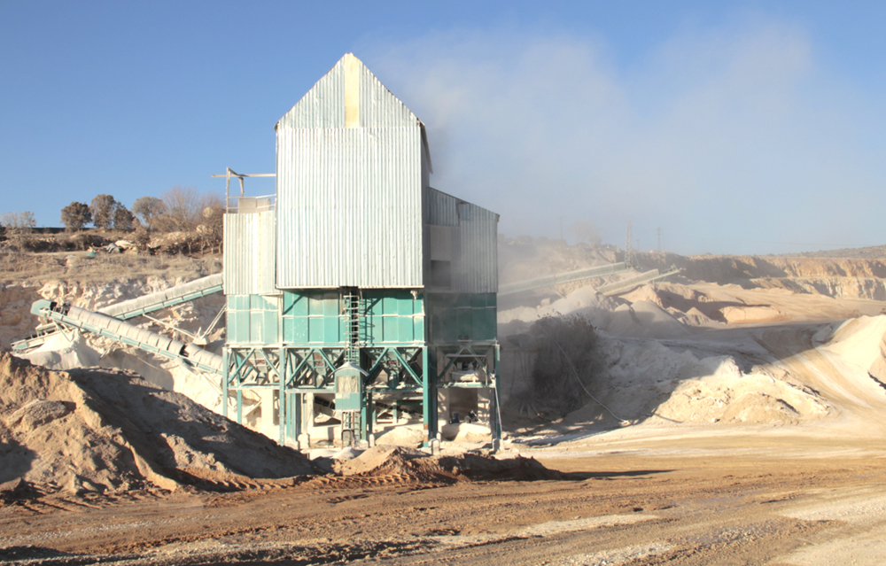Stone Crusher Quarry  - Stonevary