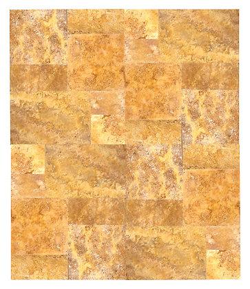 Yellow Travertine Tile