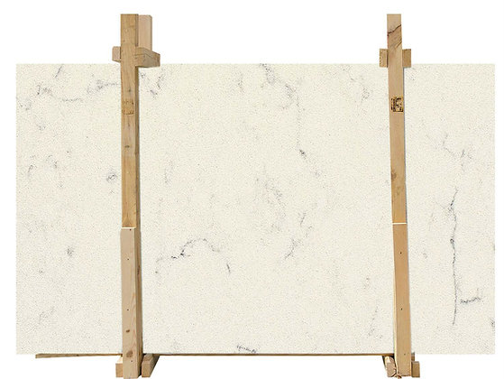 Carrara White Vein Quartz