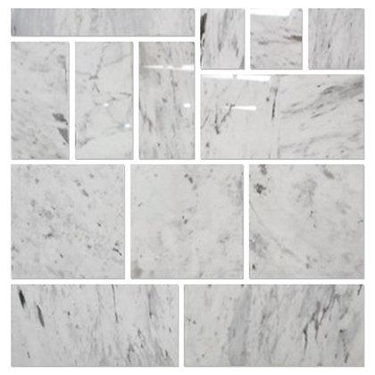 Imperial Carrara Marble Tile