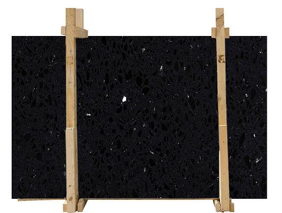 Black Sparkle Quartz