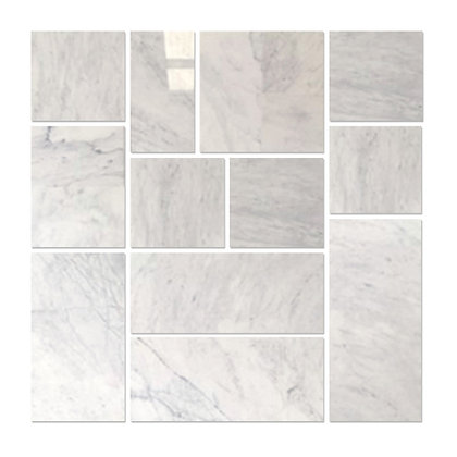 Silver Line Marble Tile