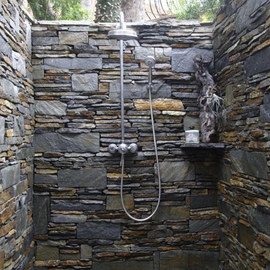 Outdoor Shower Slate