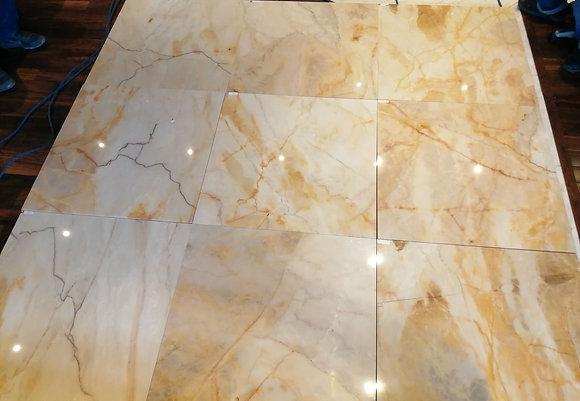 Giallo Imperial Marble Tile