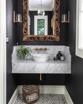Marble Bathroom Sink