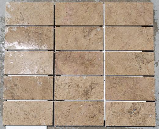 Golden Tobacco Marble Tile