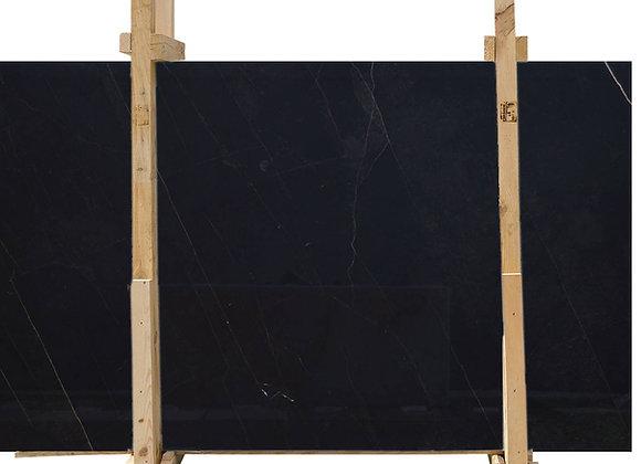 Deep Noir Black Marble