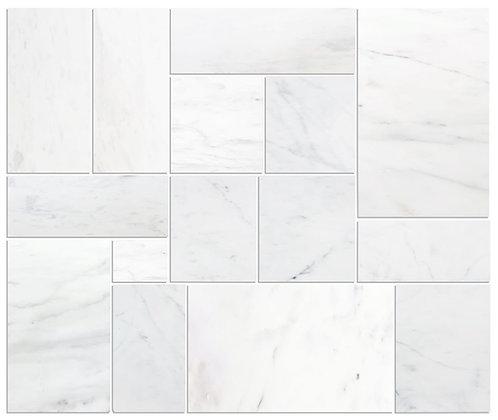 White Carrara Marble Tile