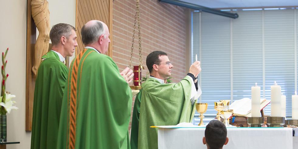 Divine Mercy Mass