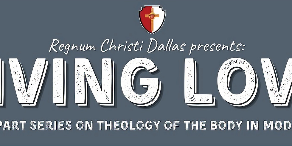 Young Adult Formation: Living Love