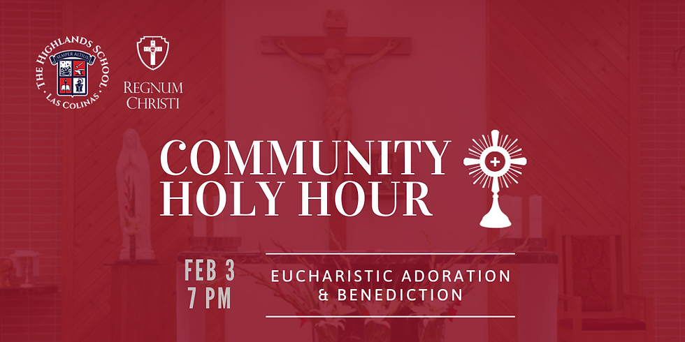 Community Holy Hour