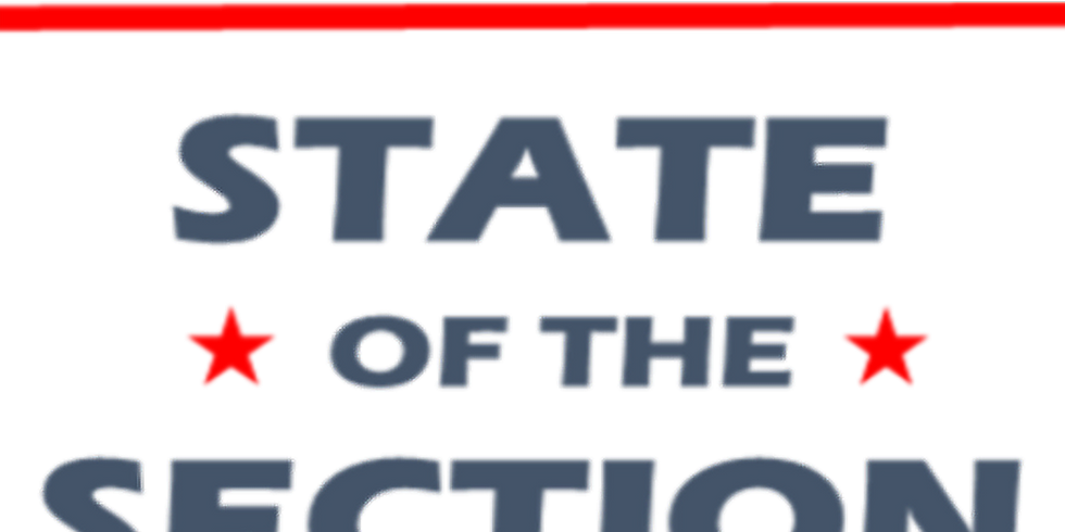 Men's State of the Section