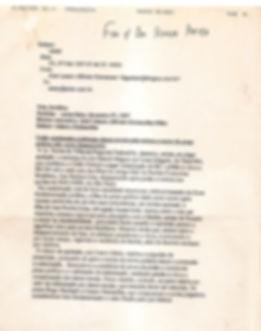 fax comunica Hânya da vitória na petição