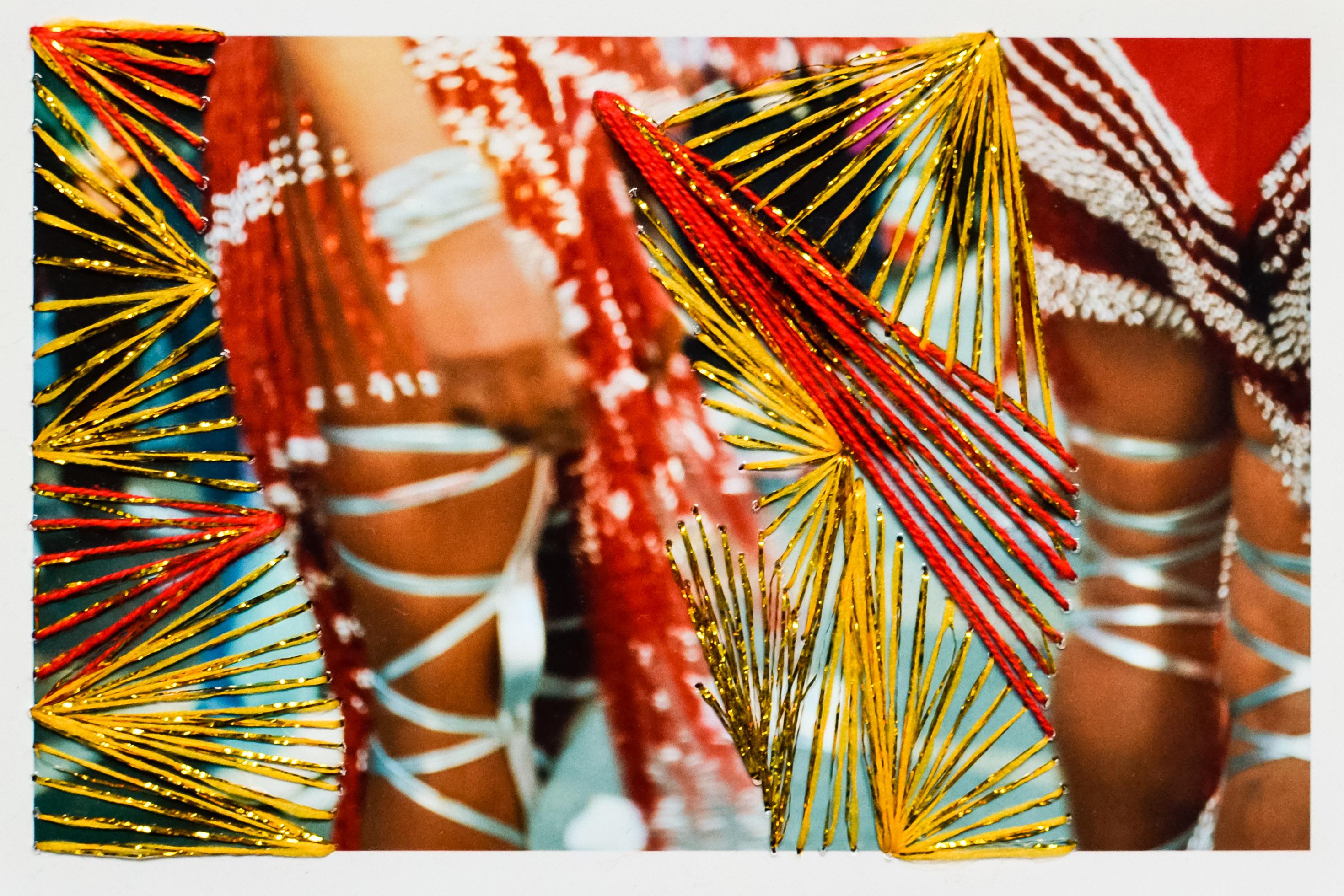 Carnaval em desfoque, 2018