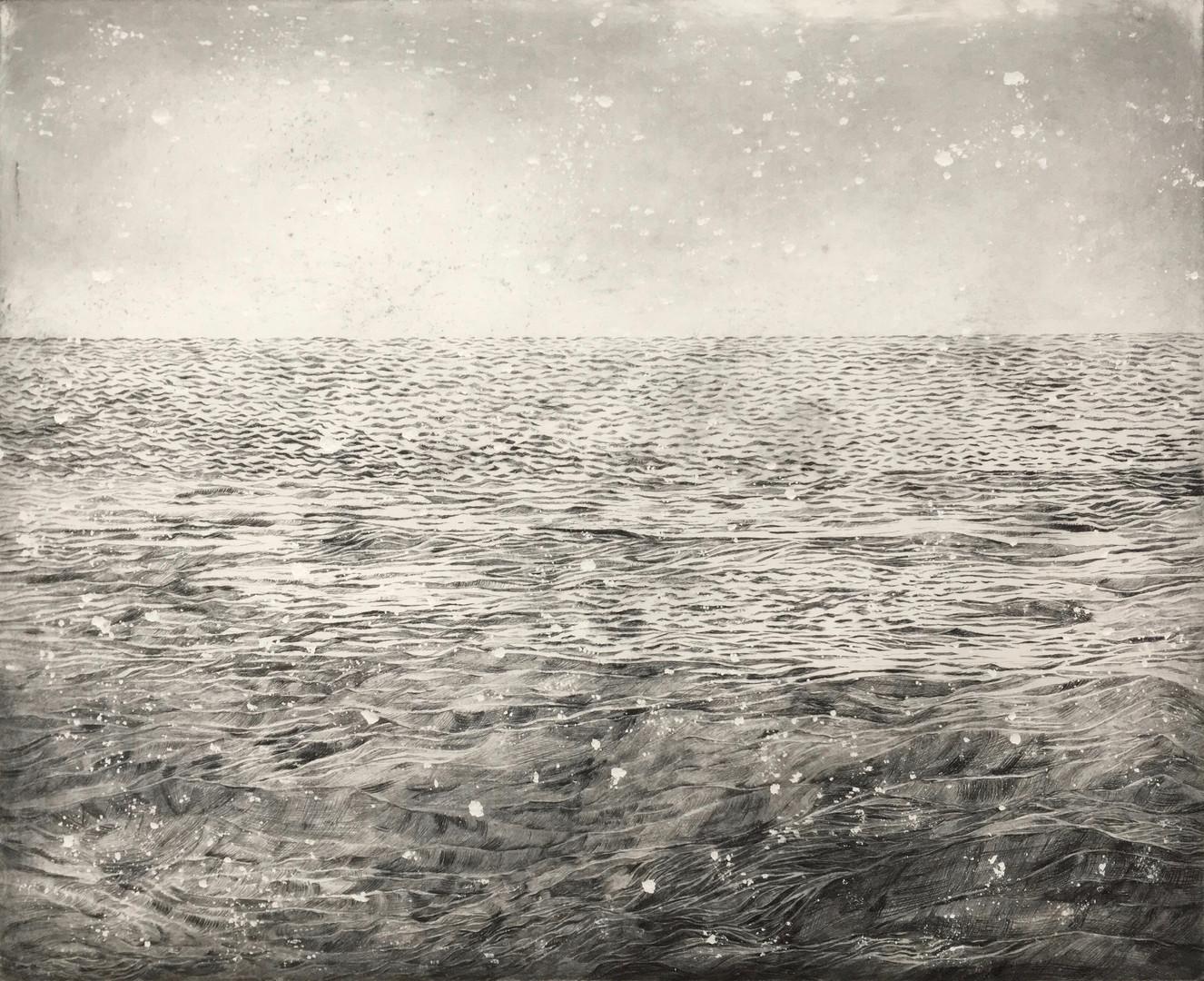 Quiet Sea Winter