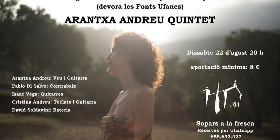 Arantxa Andreu Quintet