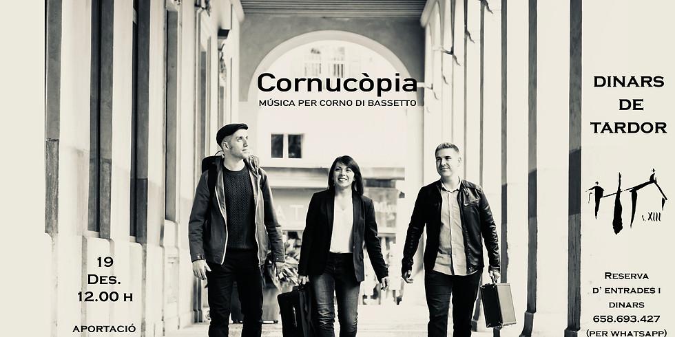 Cornucòpia - Música per corno di bassetto