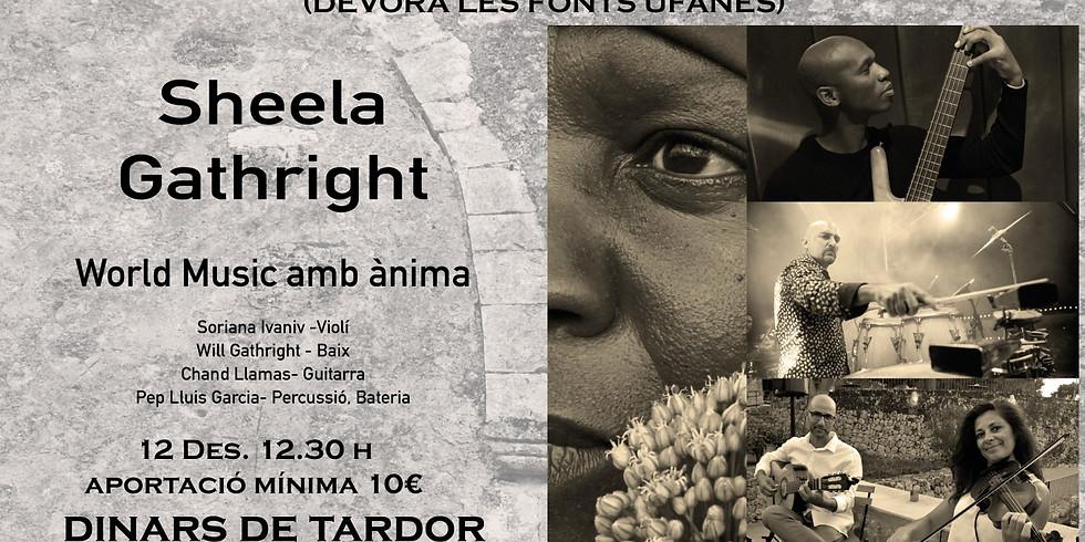 Sheela Gathright - World Music amb ànima