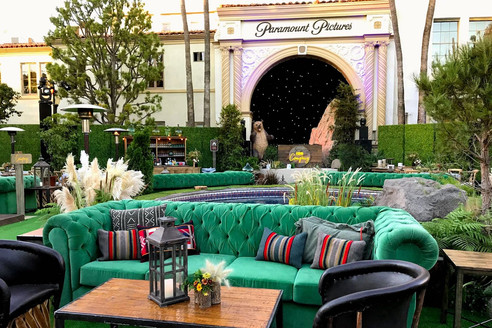 Bronson Gate   Paramount Pictures Studios (Photo: Kate Mazzuca Schwartzman)