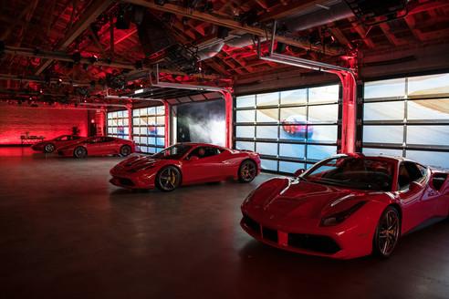 Ferrari F8 Launch