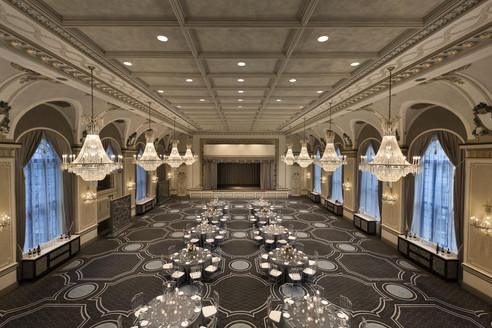 Ballroom - Fairmont Le Château Frontenac