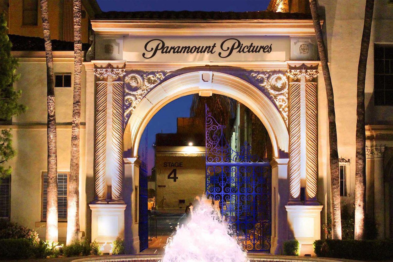 Bronson Gate | Paramount Pictures Studios