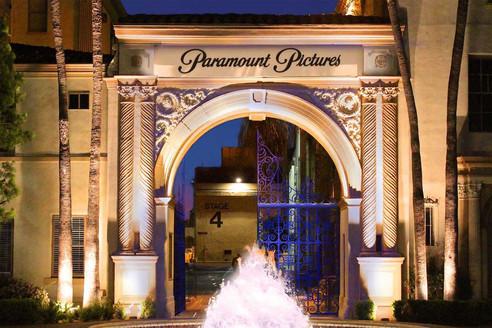 Bronson Gate   Paramount Pictures Studios