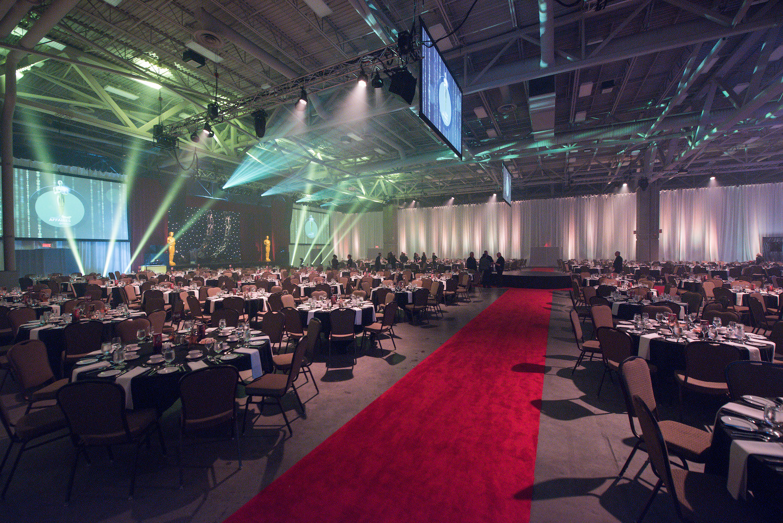 Banquet for 800 | Ville de Québec