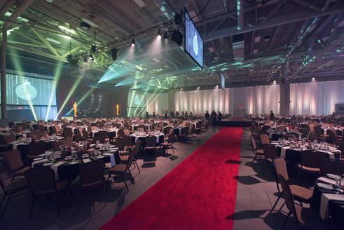 Banquet for 800   Ville de Québec
