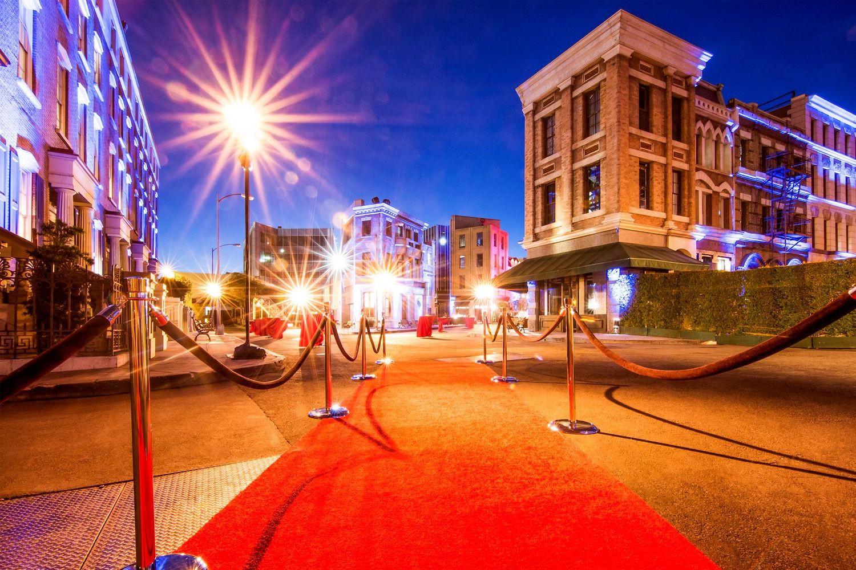 New York Backlot | Paramount Pictures Studios (Photo: Bixel & Company)