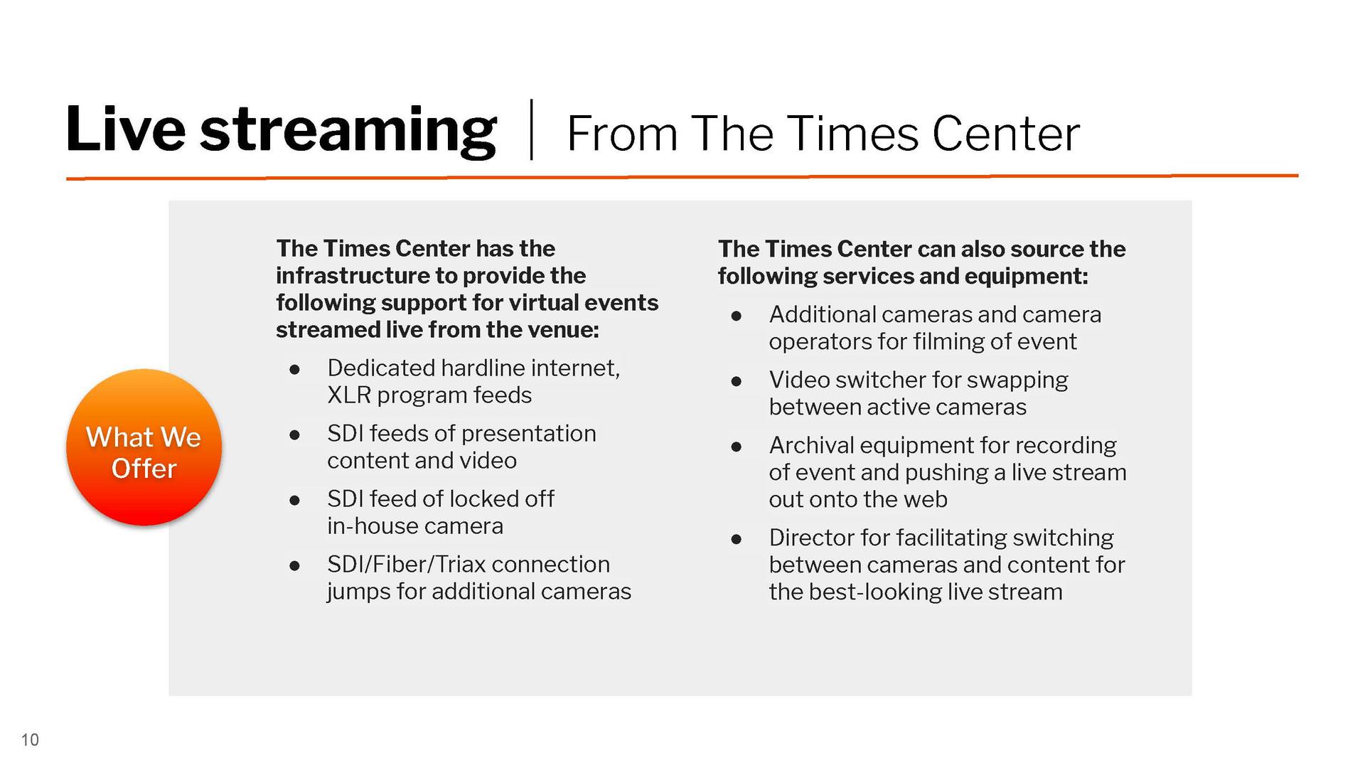 TheTimesCenter