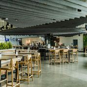 FoodHall (Photo Credit - Wolfgang Puck Catering)