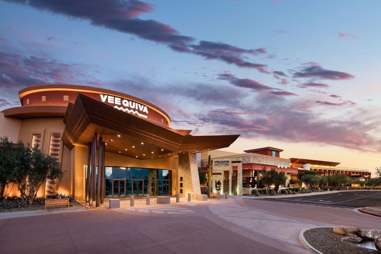 Vee Quiva Casino Entrance