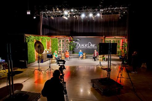 BlackOak Digital Studio in The Geraghty. Photo by KEHOE DESIGNS