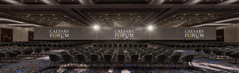 CAESARS FORUM Forum Ballroom Theater