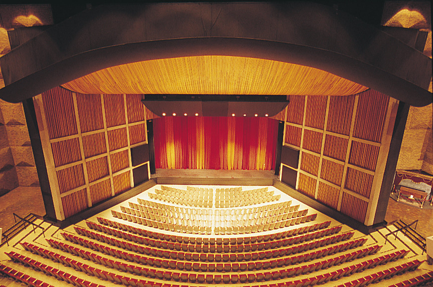 FirstOntario Concert Hall - The Great Hall - View From Balcony