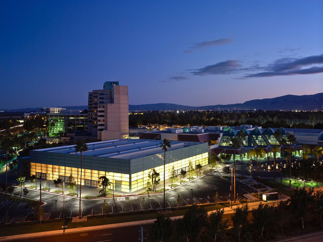 Courtesy of Santa Clara Convention Center