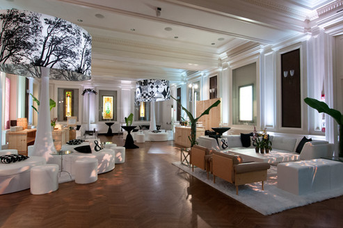 Morse Genius Chicago Room – cocktail reception