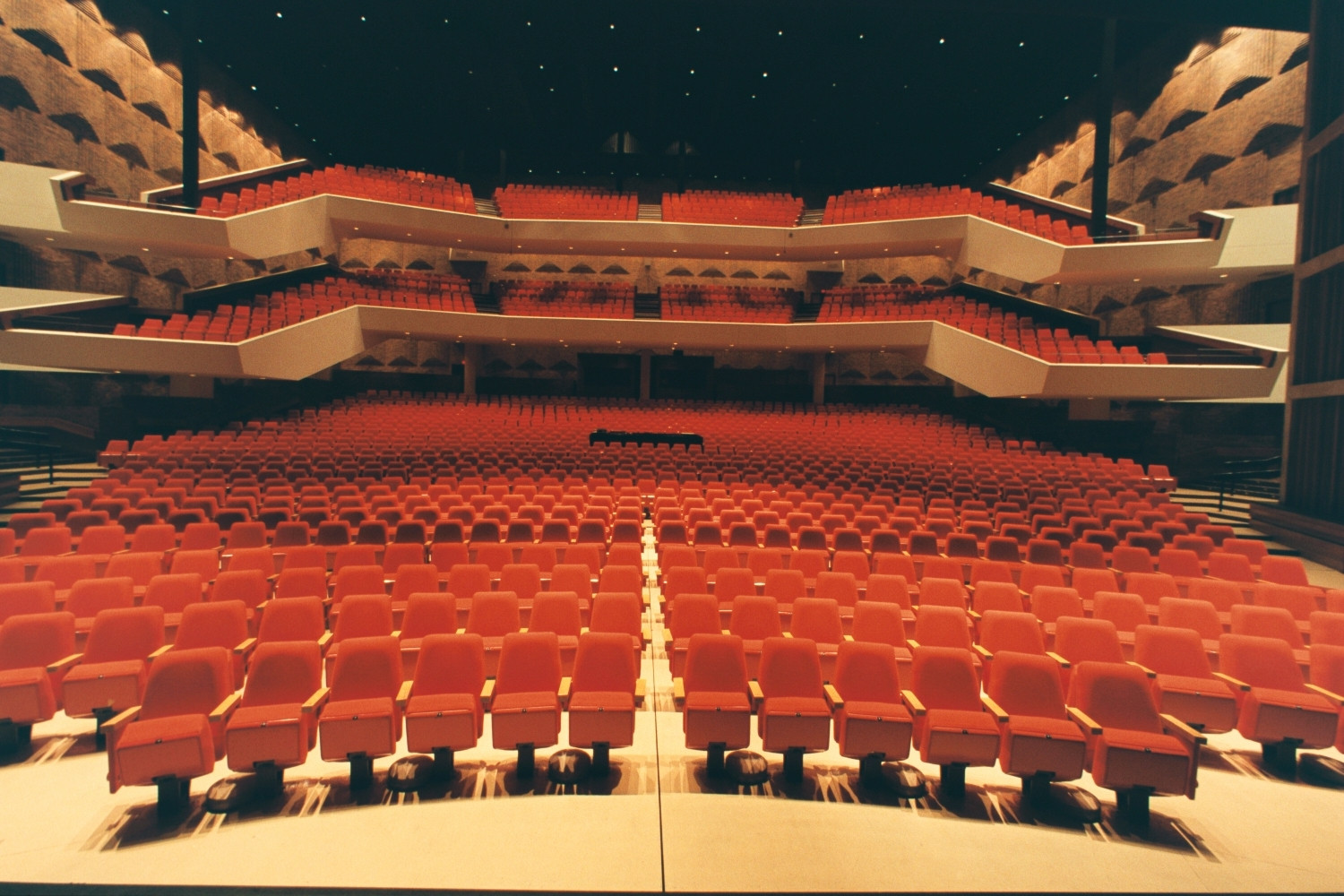 FirstOntario Concert Hall - The Great Hall - View From Stage