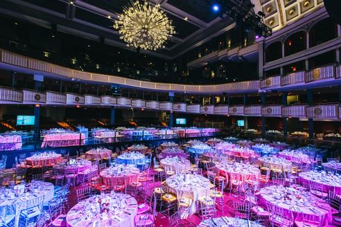Theater - Banquet